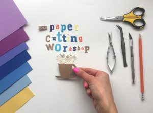 papercutting workshop, paper cutting workshop